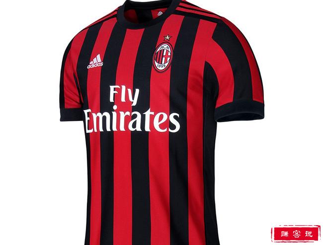 世界十大最畅销的足球运动衫 你更关注哪个球队的球衣呢