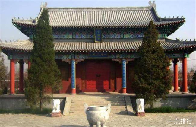 纪晓岚文化园景区