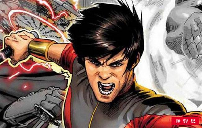 漫威首位华裔英雄 《上气》男主角设计灵感来源于李小龙