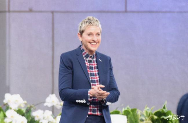 全球十大脱口秀主持人 奥普拉·温弗瑞排名第二