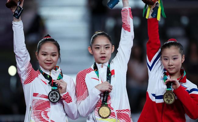 2018亚运会奖牌榜 中国代表队发挥出色遥遥领先