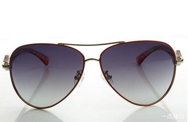太阳镜品牌排行榜 哪个牌子的太阳镜好
