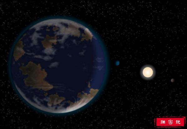 十大最适合人类居住的星球 其中一颗霍金已发射探测器观察