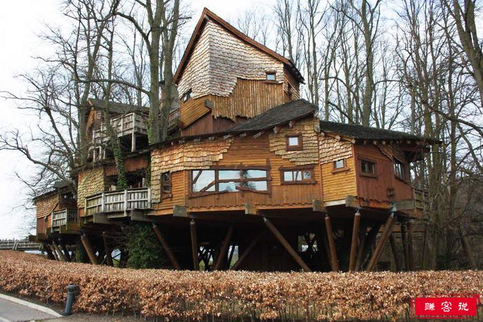 艾维克花园树屋