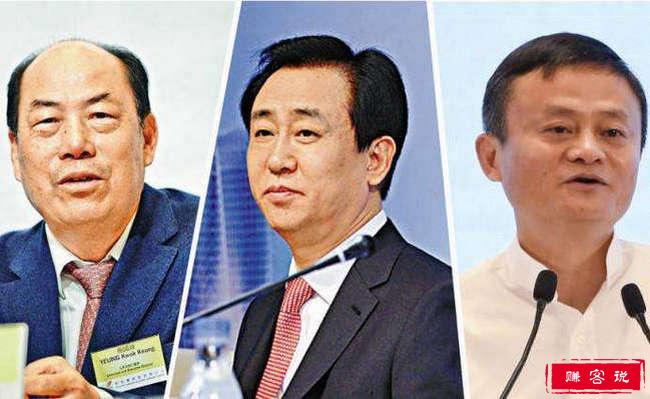 福布斯2019中国慈善榜 马云捐9.8亿名列第三