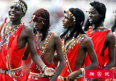 十大非洲部落 最有文化部落