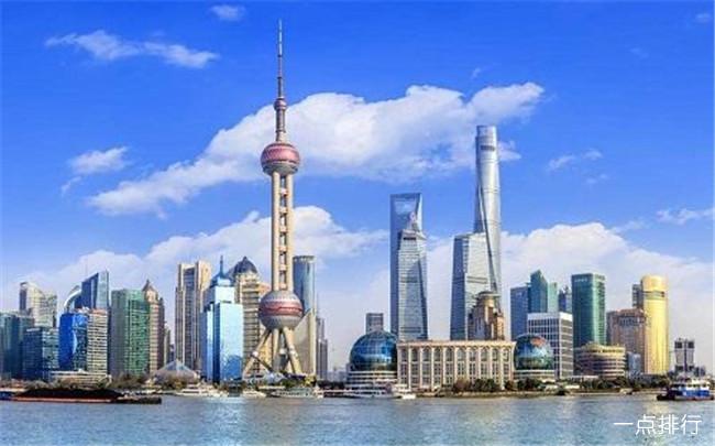 全国GDP十强排名 武汉排倒数第二(附十强完整名单)