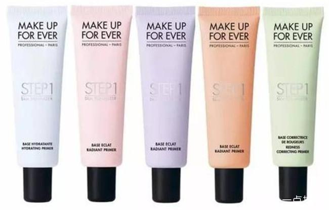 全球妆前乳十大排行榜 哪个牌子妆前乳最好用
