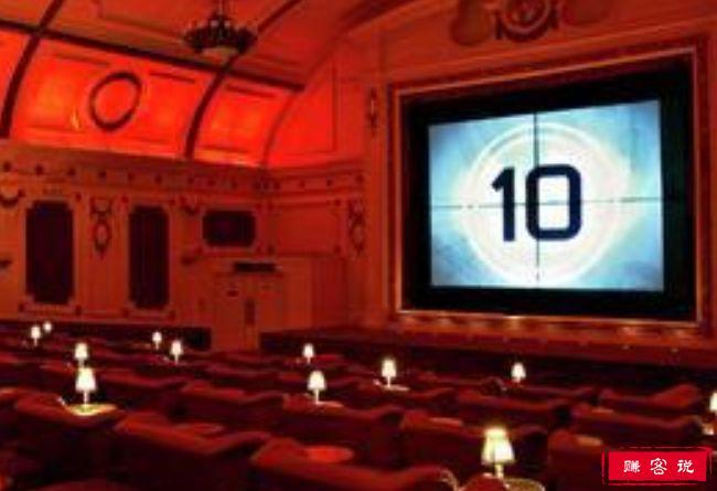 世界十大最佳电影院 给你前所未有的全新体验