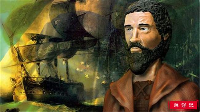历史上最疯狂的5位探险家 第五位发现了巴西大陆