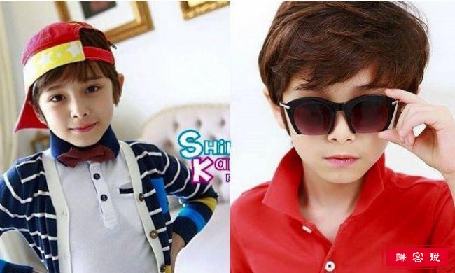 世界上最帅的十个孩子 肖恩·蒙德兹位居第一