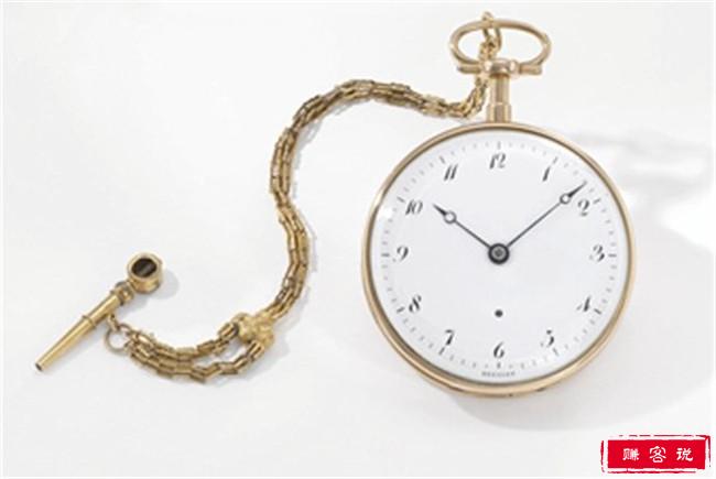 世界十大最昂贵的手表 排名第一的萧邦210k价值2600万美元