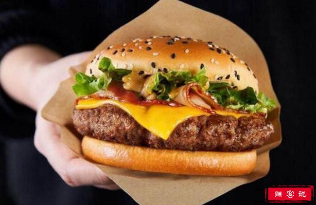 麦当劳人造肉汉堡上市 不含人工色素防腐剂食用更健康