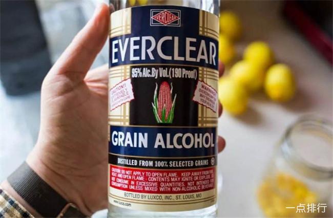 Everclear酒