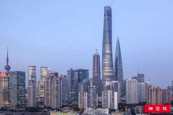 盘点上海十大高楼,东方明珠排行第三