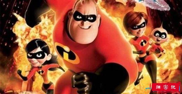 好看的动画电影排行榜 超人总动员仅排末尾!