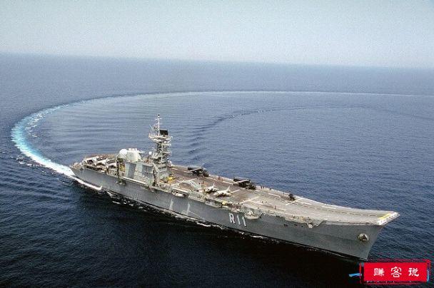 世界十大航母排行 第一名在意料之中