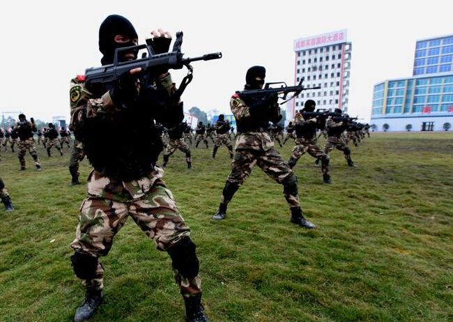 中国十大特种部队排名 中国最精锐的特种部队