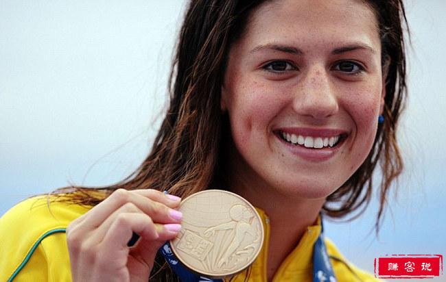 世界十大美女运动员 莎拉波娃只能排倒数第三
