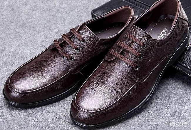 男士皮鞋什么牌子好 男士品牌皮鞋十大排名