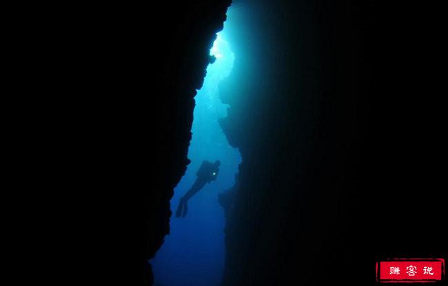 地球大陆最深点在南极 海拔负达3500米里面全是冰