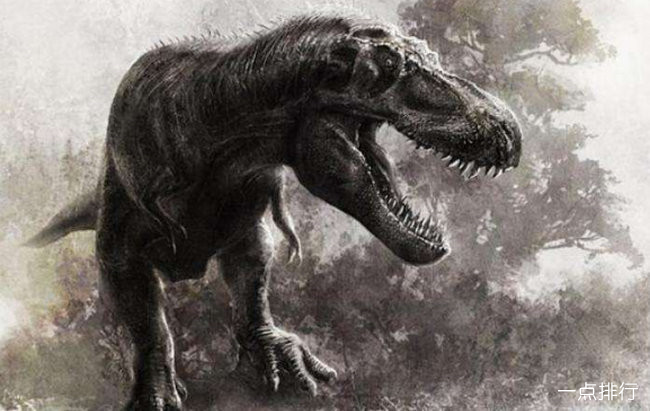 十大肉食恐龙排名 食肉恐龙的种类有哪些