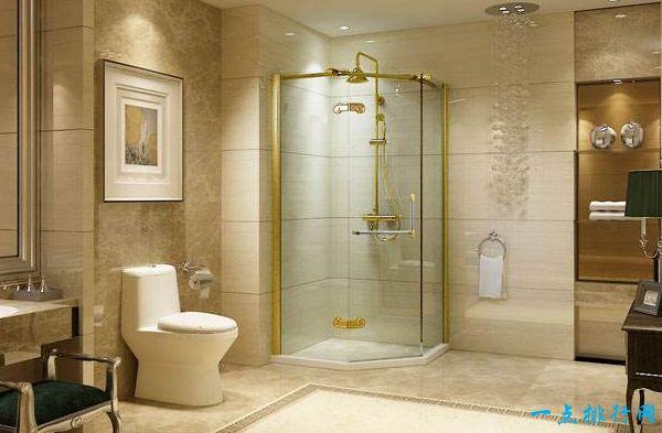 淋浴房十大知名品牌 德立淋浴房位居第一