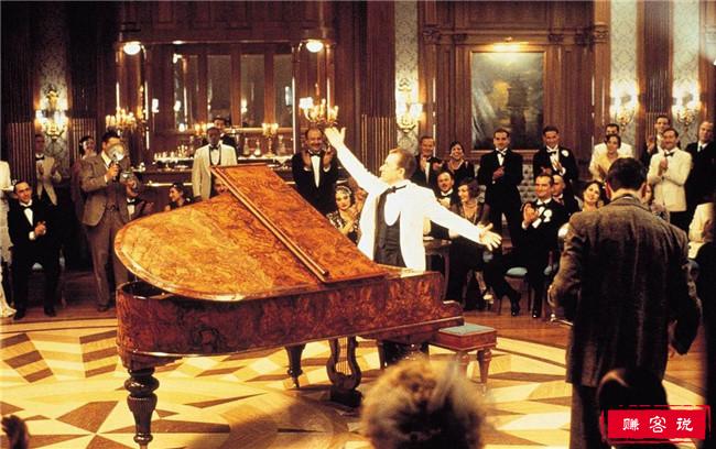 《海上钢琴师》