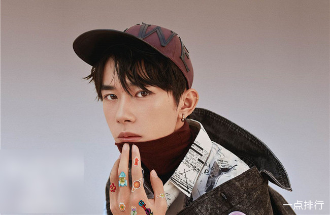 娱乐圈十大当红男星 2019中国最帅男星排行榜