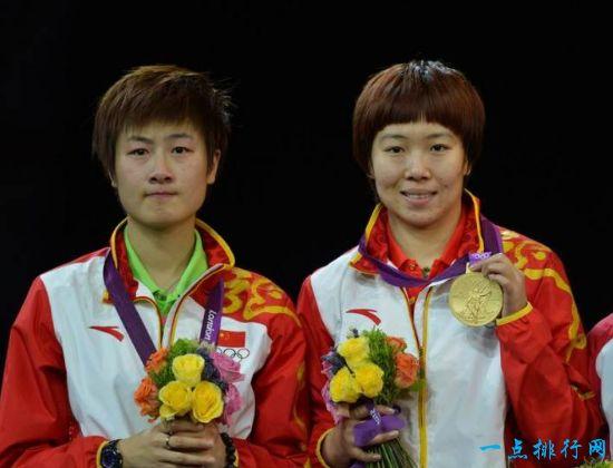 中国女乒历届奥运女单之最盘点 北京奥运会全揽女单奖牌最振奋