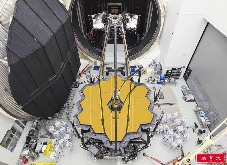 世界上最强大的望远镜 詹姆斯·韦伯空间望远镜2019年将发射