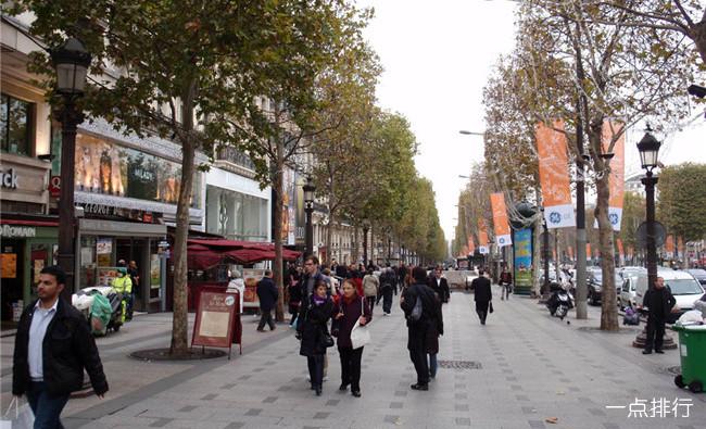 世界十大最适合步行的城市 旧金山最为丰富多彩