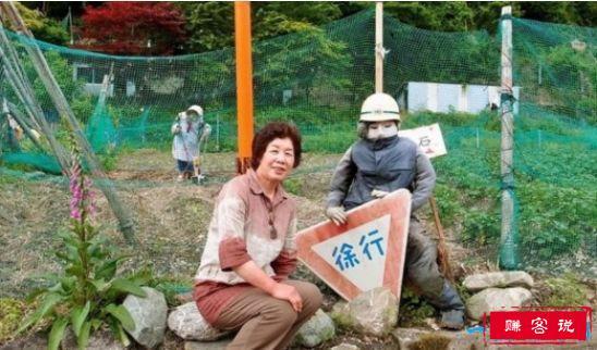 世界上最诡异的村庄,被人偶包围的日本奥祖谷村