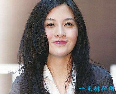 中国十大女富豪 女中豪杰