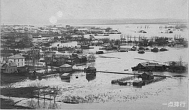 世界十大自然灾害排行 中国洪灾上榜3次