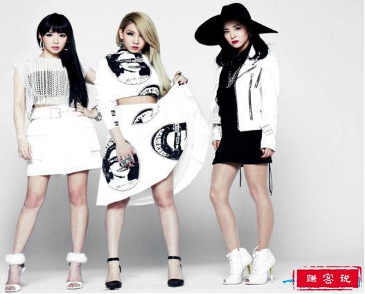 韩国三大女子组合排名 少女时代不卖骚不露肉照样红