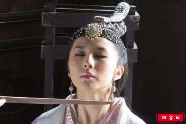 中国历史十大红颜祸水 美得让人怜爱