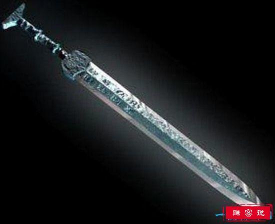 中国十大名剑 有五把是由欧冶子所铸造的