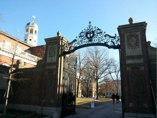 2018年美国哈佛大学世界排名 留学费用