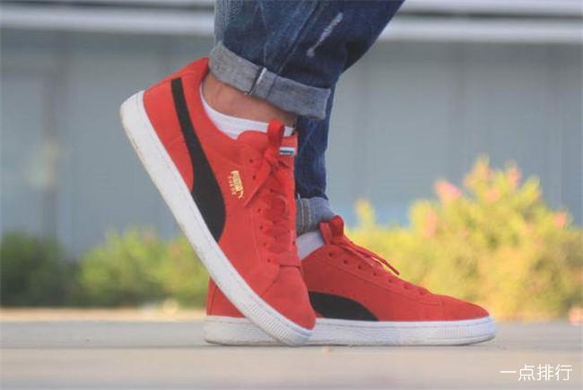 全球最具标志性的10款运动鞋 最受欢迎的时尚运动鞋排行