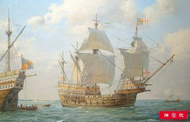 世界五大著名沉船 泰坦尼克号海难最惨烈