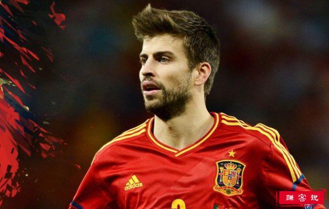 足坛十大最帅运动员 有一半来自西班牙