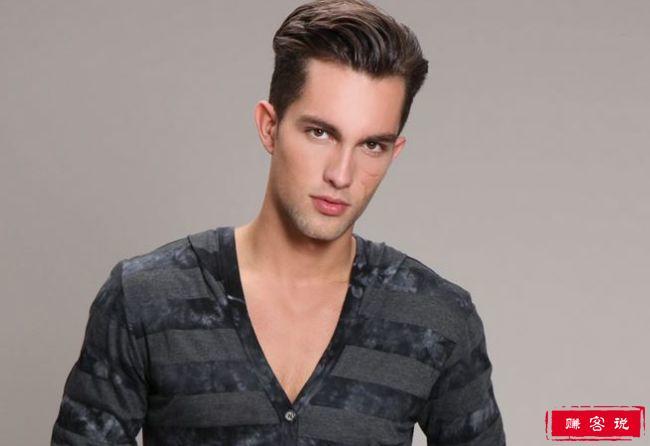 世界十大热门男模特 肖恩·奥普瑞位居榜首