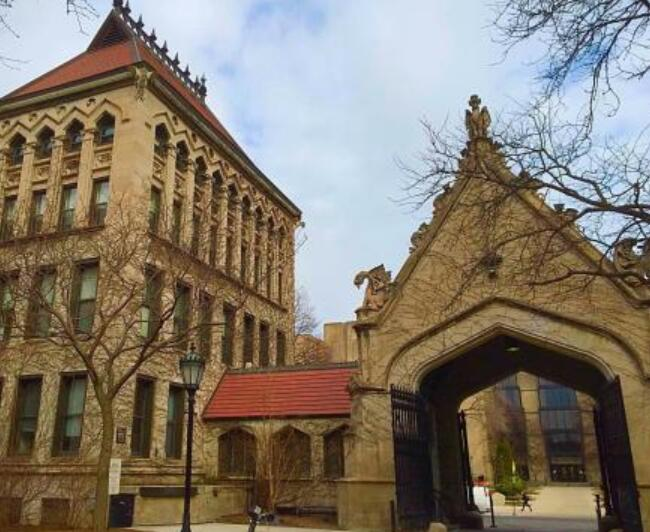 2018年美国芝加哥大学世界排名 留学费用