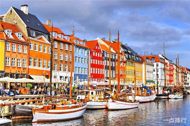 世界十大最炫彩的城市 每一处都像是童话里的小镇