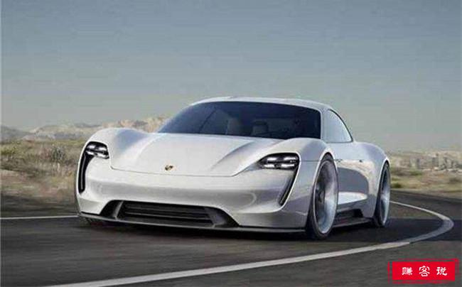保时捷首款纯电动跑车推出 百公里加速仅需2.8秒