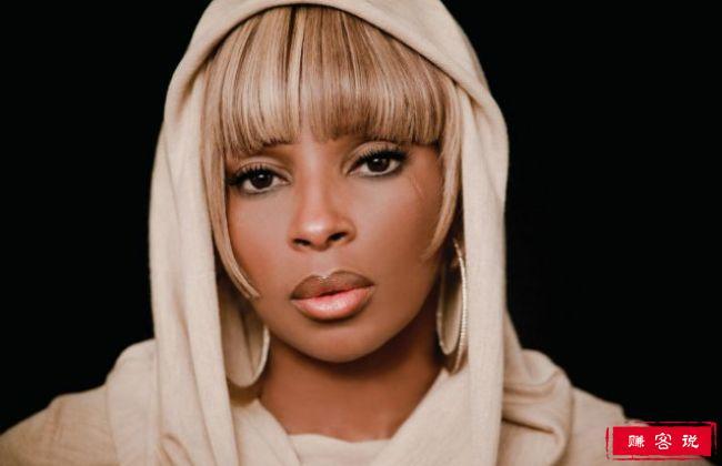 世界上最有钱的十大R&B歌手 玛丽亚·凯莉身家达5亿美元
