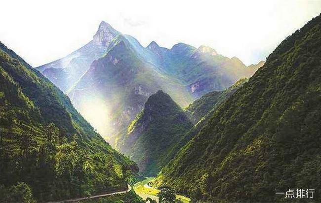 达州十大旅游景点排行榜 达州一日游景点推荐