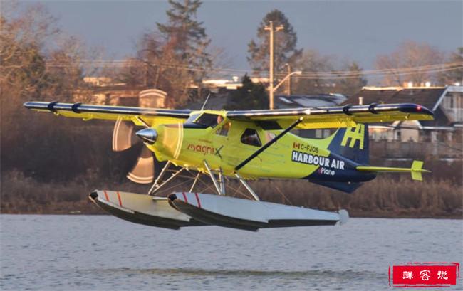首架电动飞机首飞 电子航空时代即将到来