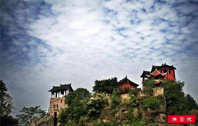 广安十大旅游景点大全 广安有什么好玩的地方